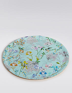 Floral Bloom Tray