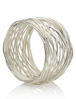 4 Rope Napkin Rings, , catlanding