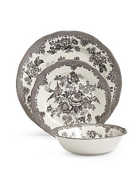 12 Piece Rosalie Dinner Set, , catlanding
