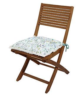 Spring Blooms Seat Pad, , catlanding