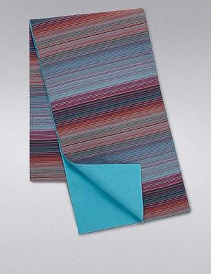 Coloured Woven Table Runner, , catlanding