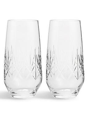 Nouveau - Pack de 2 vasos de trago largo, , catlanding
