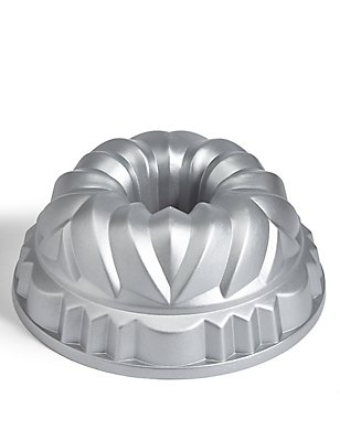 Decorative Die Cast Cake Tin, , catlanding