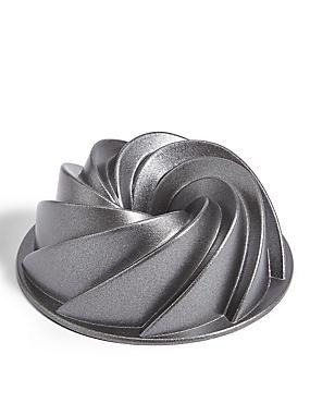 Mini Decorative Die Cast Cake Pan, , catlanding