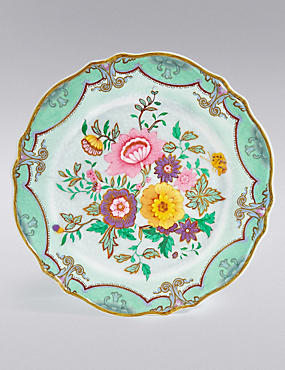 Spring Bloom Melamine Dinner Plate