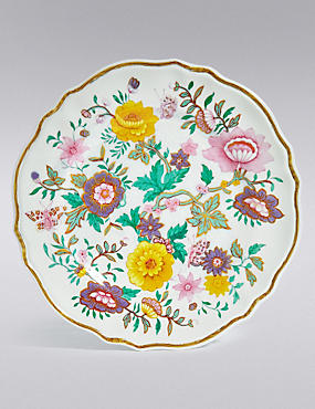 Spring Bloom Melamine Side Plate