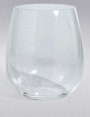 Set of 4 Clear Plastic Picnic Tumblers, , catlanding
