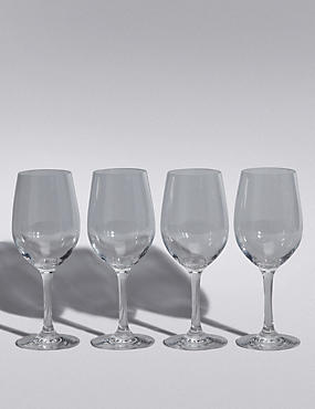 4 Pack Wine Glasses