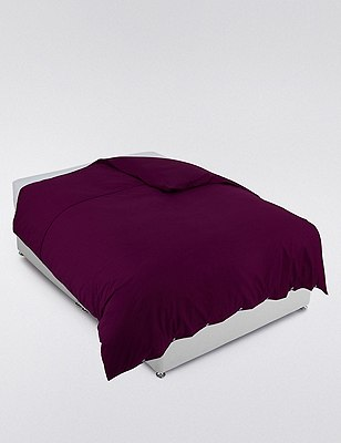 Non Iron Egyptian Cotton Duvet Cover, DAMSON, catlanding