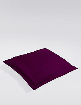 Pure Egyptian Cotton 230 Thread Count Oxford Pillowcase with StayNEW™, DAMSON, catlanding
