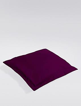 Funda de almohada Oxford 100% algodón egipcio de 230hilos con StayNEW™, MORADO, catlanding