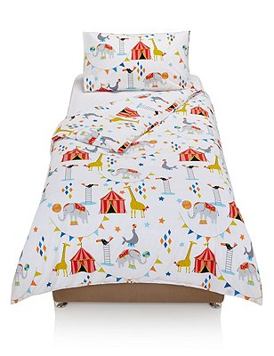 Circus Bedding Set, , catlanding