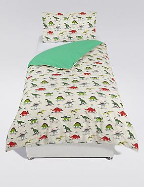 Parure de lit à motif dinosaures préhistoriques, , catlanding