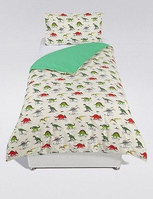 Prehistoric Dinosaur Bedding Set, , catlanding