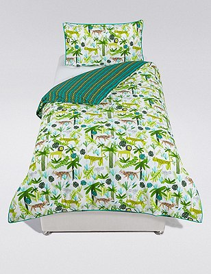 Jungle Animals Bedding Set, , catlanding