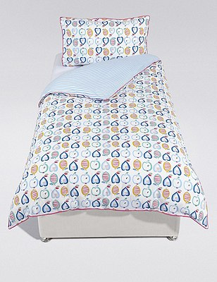 Apples Revival Bedding Set, , catlanding