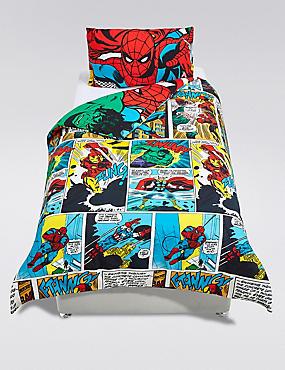 Marvel Avengers™ Superheroes Bedding Set, , catlanding