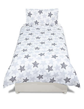 Cotton Rich Stars Bedset, , catlanding