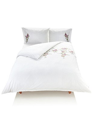 Cora Embroidered Bedding Set, MULTI, catlanding