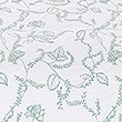 Morris Embroidered Bedding Set, DUCK EGG, swatch