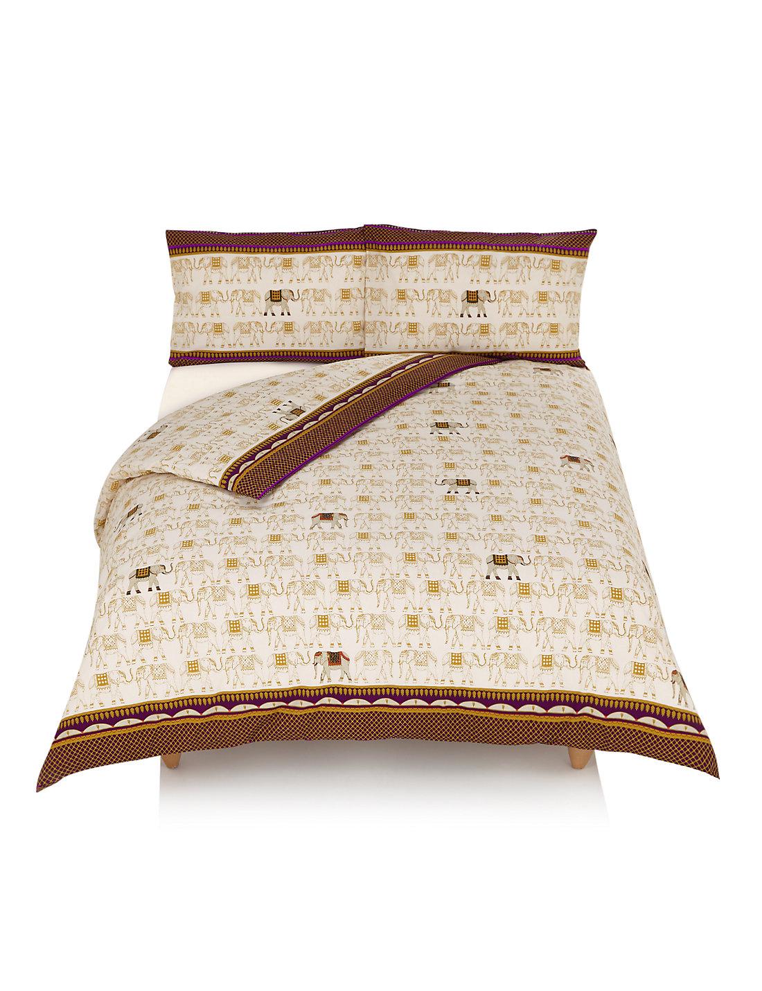dakota elephant bedding set
