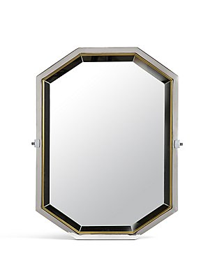 Hollywood Octagon Mirror, , catlanding
