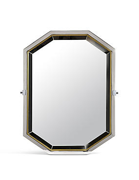 Hollywood Octogan Mirror, , catlanding
