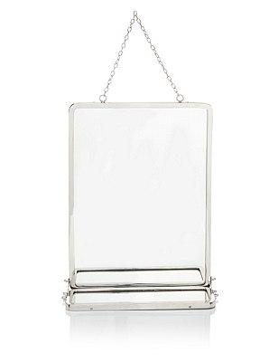 Vintage Style Hanging Mirror, , catlanding