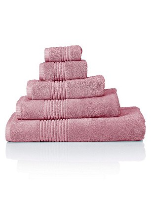Luxury Egyptian Towel, SUGAR PLUM, catlanding