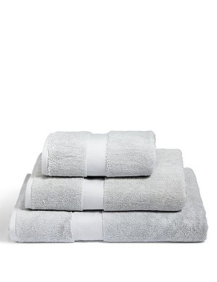 Aegean Spa Towel, LIGHT GREY, catlanding