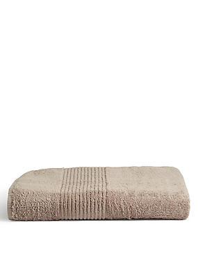 Grande serviette en coton égyptien de qualité supérieure, MOKA, catlanding