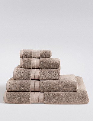 Supima® Cotton Towels, CAPPUCCINO, catlanding