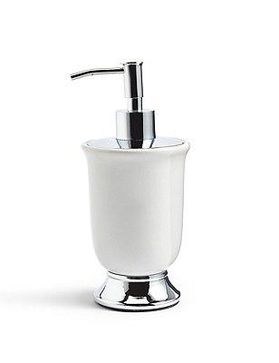 Tulip Soap Dispenser, GREY, catlanding