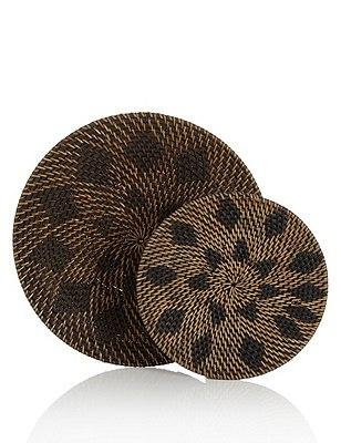 2 Silk Route Small & Medium Basket, , catlanding