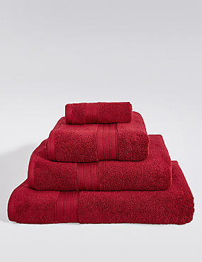So Soft Towel, DARK RED, catlanding