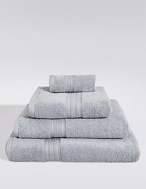 So Soft Towel, SILVER GREY, catlanding
