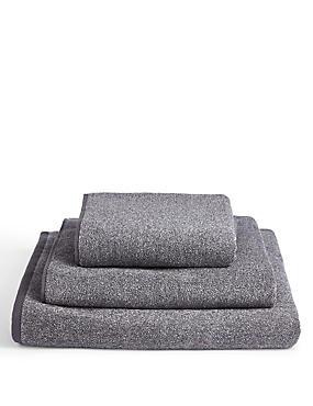 Marl Towel, GREY MARL, catlanding