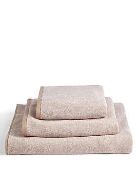 Marl Towel, NATURAL, catlanding