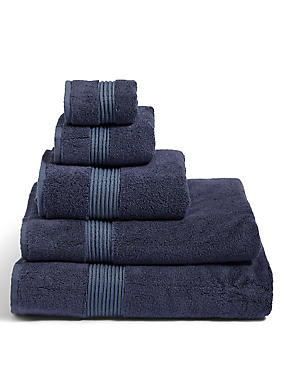 Modal Blend Towel, STORM, catlanding
