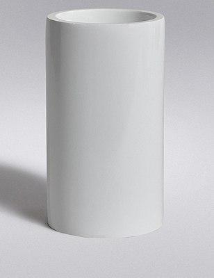 Resin Tumbler, WHITE, catlanding