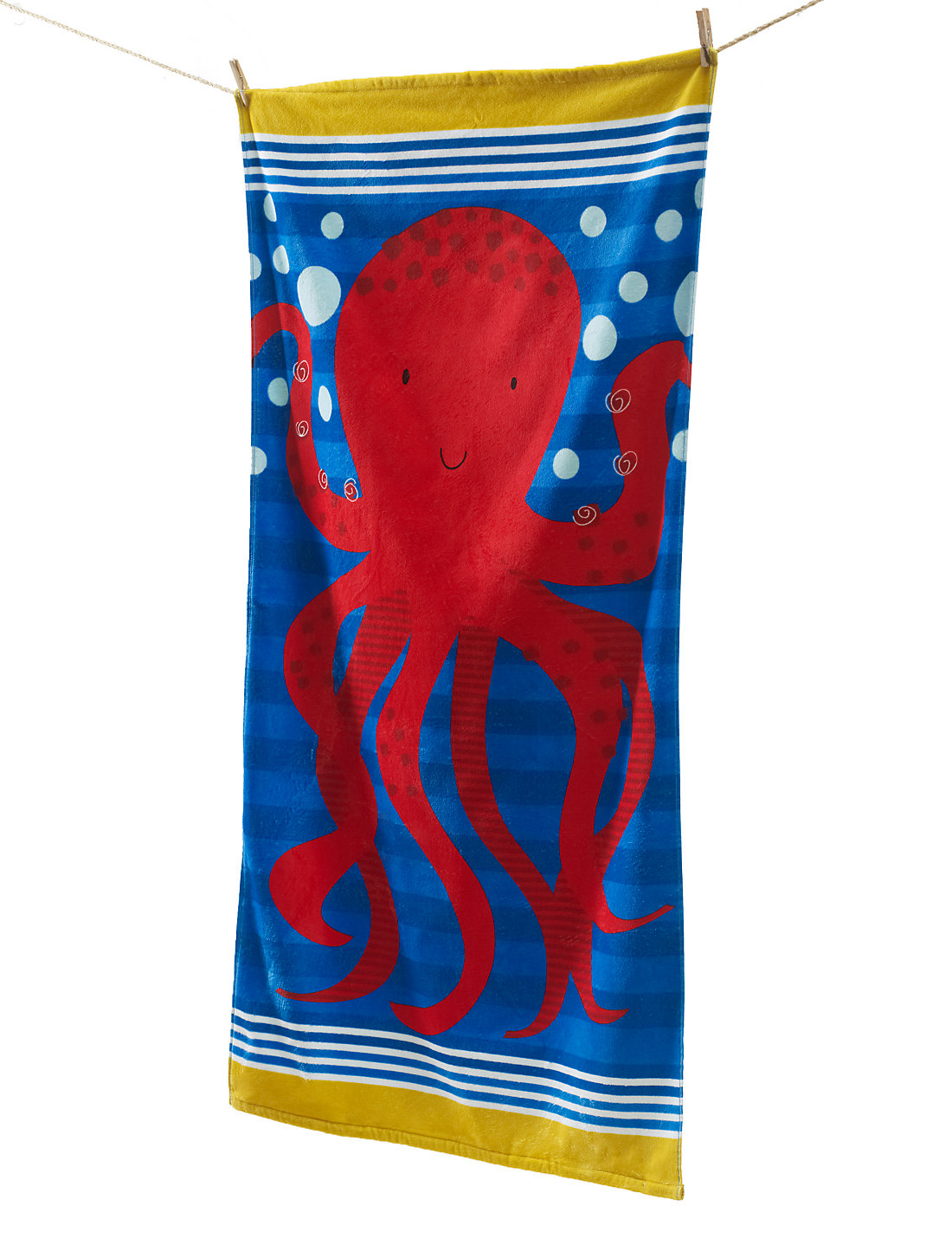 kids octopus beach towel m u0026s