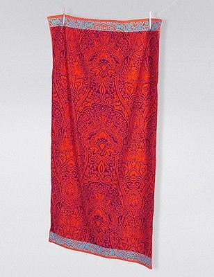 Paisley Beach Towel, , catlanding