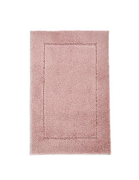 Quick Dry Bath & Pedestal Mats, LIGHT PINK, catlanding
