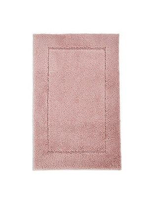 Quick Dry Bath Mat, LIGHT PINK, catlanding