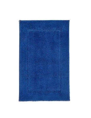 Quick Dry Bath Mat, MID BLUE, catlanding