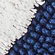 Bath Slogan Mat, BLUE/WHITE, swatch