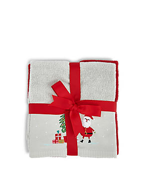 Santa Christmas Gift Pack, RED MIX, catlanding