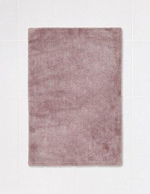Textured Bath Mat, PINK, catlanding