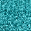 Soft Cotton Bobble Mat & Pedestal Mats, TEAL, swatch