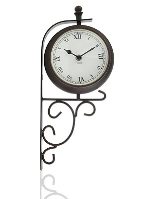Clock Thermometer, , catlanding